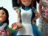 cake topper alice nel paese delle meraviglie