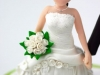 cake topper con gattino