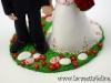 cake topper personalizzato di manuela