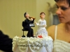 cake topper musicale