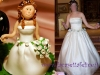 cake topper principessa 00