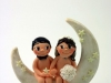 cake topper love is...