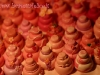 tortine segnaposto rosa