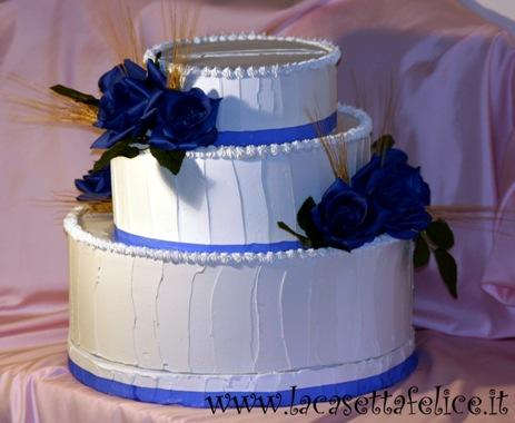 torta portabuste matrimonio