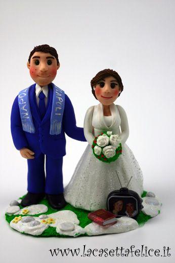 cake topper personalizzato di annalisa e carlo