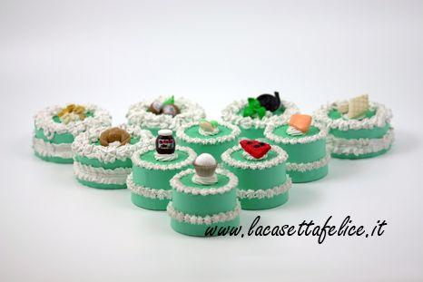 torte finte per confettata
