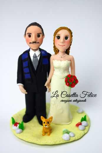 cake topper di marianne